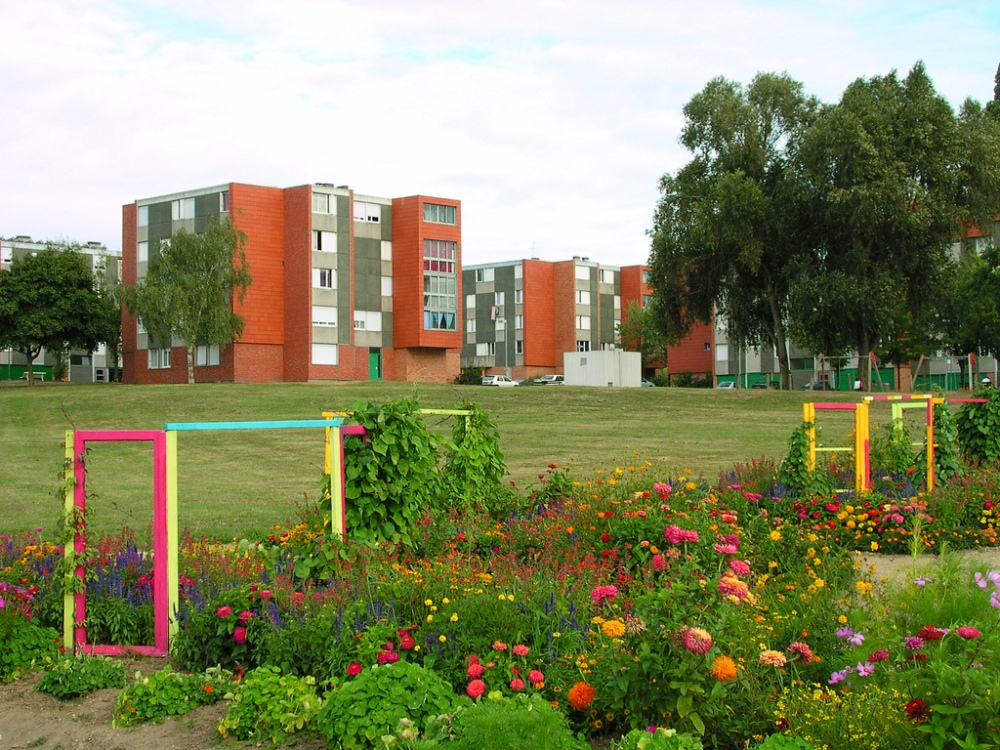Jean-Louis Zimmerman Jardin communautaire