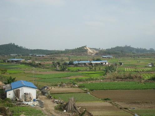 Polyculture dans un paysage agricole diversifié (Crédit photo @ Connie Flickr)